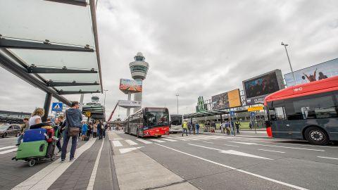 Haarlem Airport Express (300): retourticket naar het centrum van Haarlem