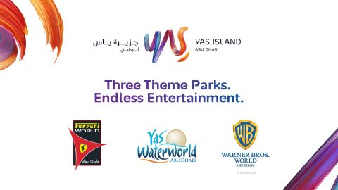 Yas Island Abu Dhabi - 1 Day - Any 2 Parks