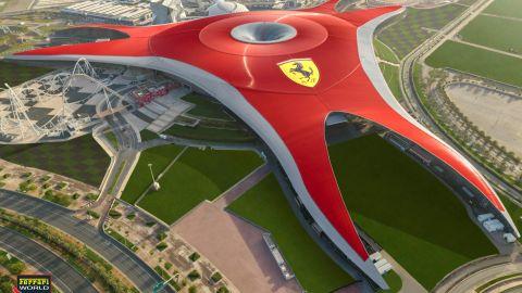 General Admission-Ferrari World Abu Dhabi