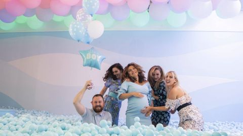 Baby Shower / Gender Reveal