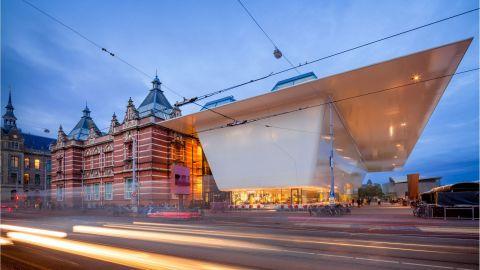 Stedelijk Museum Entrance