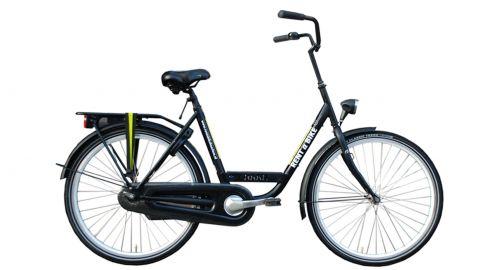 Batavus Personal Bike terugtraprem