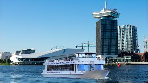 Port Tour / Harbour Cruise Amsterdam