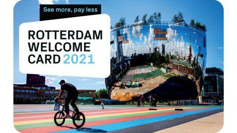 Rotterdam Welcome Card – 1 dag