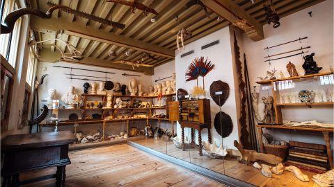 Rembrandt huis Museum entree