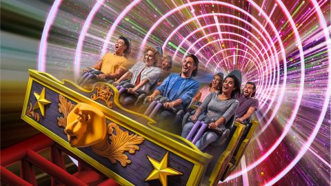 Two Park Pass - Dubai Parks and Resorts - With 24h Free Cancellation