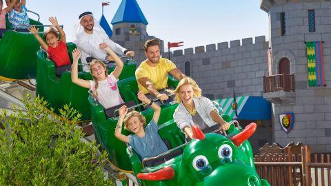 One Park Pass - LEGOLAND® Dubai - free cancellation
