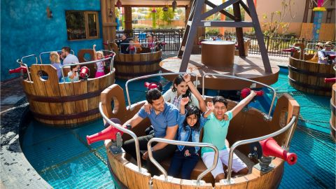 One Park Pass - BOLLYWOOD PARKS™ Dubai - With 24h Free Cancellation