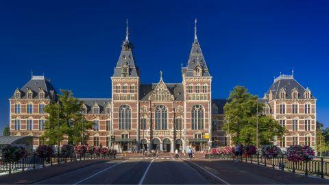 Entree ticket Rijksmuseum