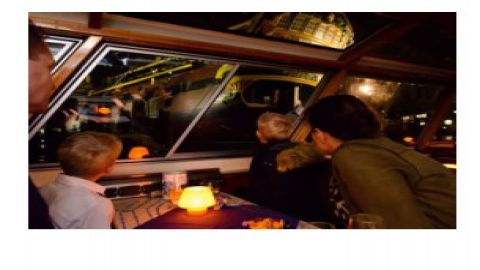 Blue Boat Company Evening Cruise - OTA