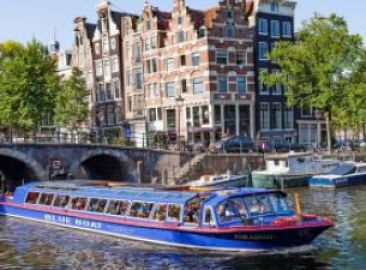 Blue Boat Company City Canal Cruise - Dock Heineken Experience