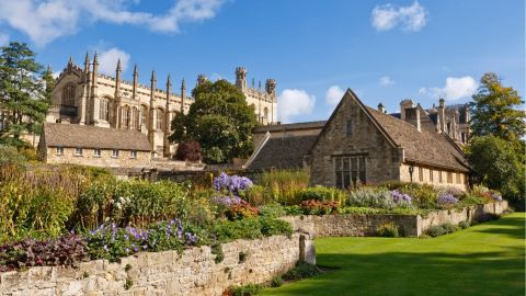 Warwick Castle, Shakespeares Birthplace & Oxford