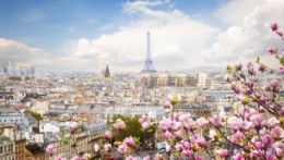 Romantic Paris - with Champagne Lunch on the Eiffel Tower
