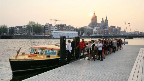 Amsterdam Circle Line 50 minutes